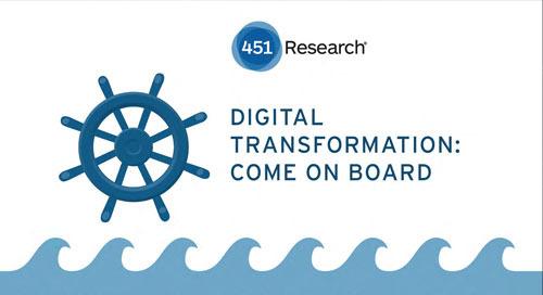 Digital Transformation: Come on Board