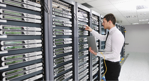 Hosting and Managed Services Case Study