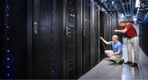 Why Colocation is the New Center of Hybrid IT