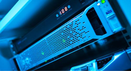 Avamar Backup Service