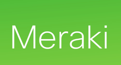 Who is Cisco Meraki?