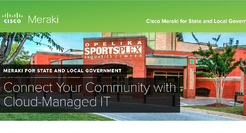 Meraki State and Local Government Solution Guide