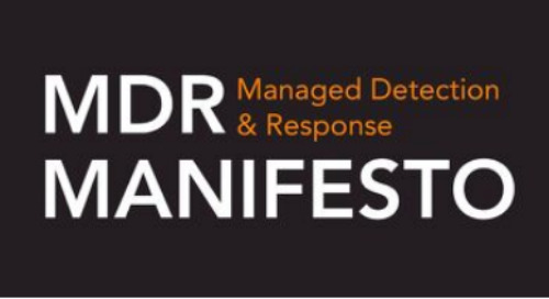 The MDR Manifesto