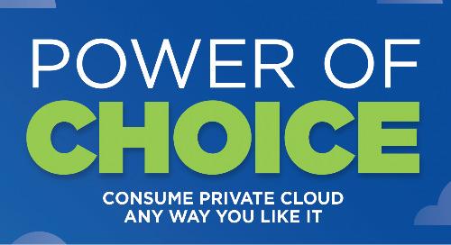 The Power of Choice HPE-Nutanix