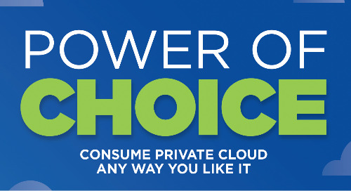 The Power of Choice HPE-Nutanix