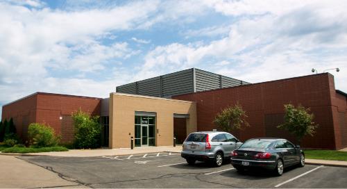 OneNeck Data Center in Madison, Wisconsin