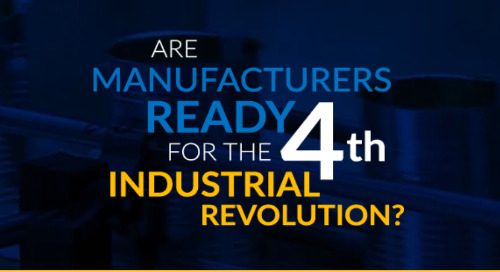 Are Manufacturers Ready for the 4th Industrial Revolution?