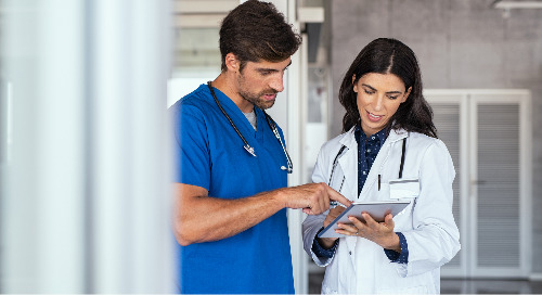 Harnessing Hybrid IT in Healthcare