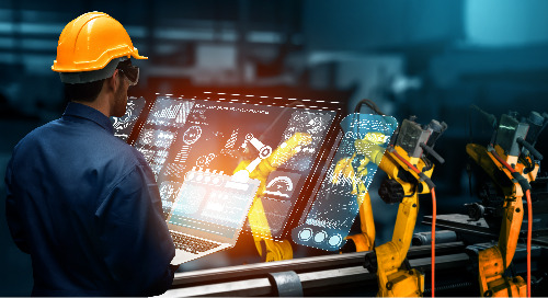 Hybrid IT for Manufacturing
