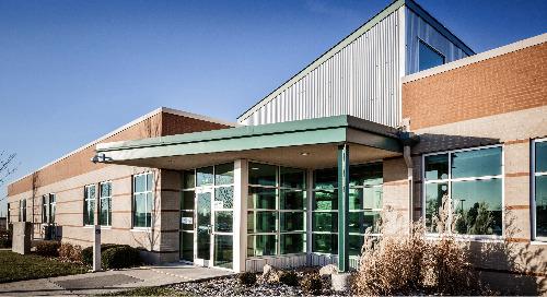 OneNeck Data Center in Cedar Falls, Iowa