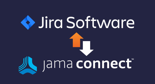 Using Jama Connect and JIRA to Manage Requirements for Software Development Teams