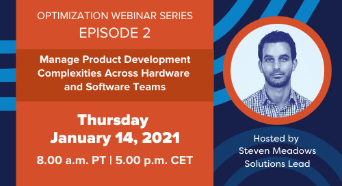 Managing Product Development Complexities Across Hardware and Software Teams