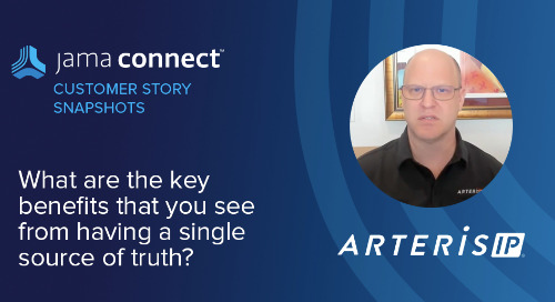 Arteris - Single Source of Truth = Improved Product Development