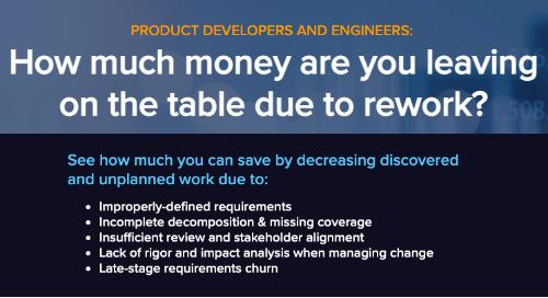 ROI Calculator: Reduce Rework