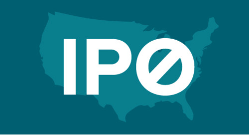 US Government Shutdown Stalls Hot IPO Market