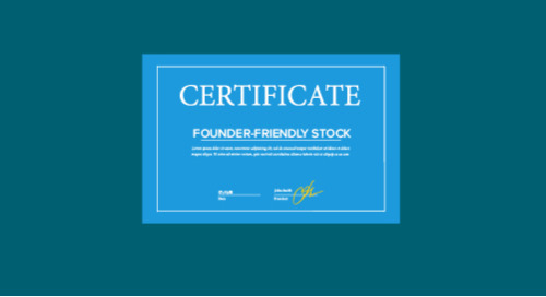 What Is Founder-Friendly Stock and Should I Use It in My Startup?