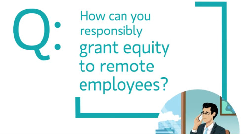 Offering Equity to Remote Employees | Shareworks by Morgan Stanley