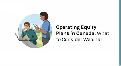 Operating Canadian Equity Plans and Anticipated Changes to Taxation of Stock Options