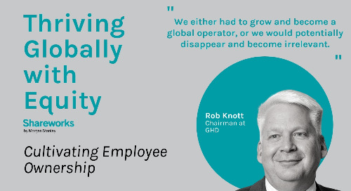 [Podcast] Every Last Share: Rob Knott on the Power of Employee Ownership