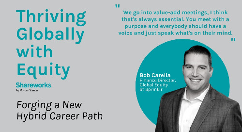 [Podcast] When Worlds Collide: Sprinklr on Merging Payroll and Equity