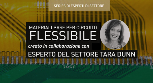 Materiali base per circuito flessibile