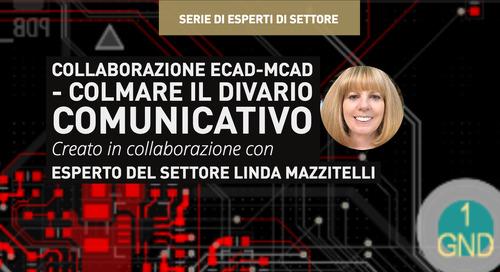 Collaborazione ECAD-MCAD - Colmare il Divario Comunicativo
