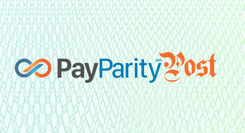 Pay Parity Post Blog