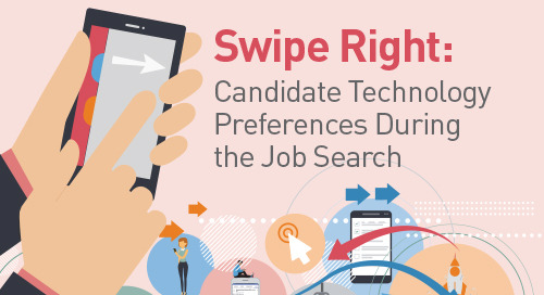 Swipe Right: Candidate Technology Preferences During the Job Search