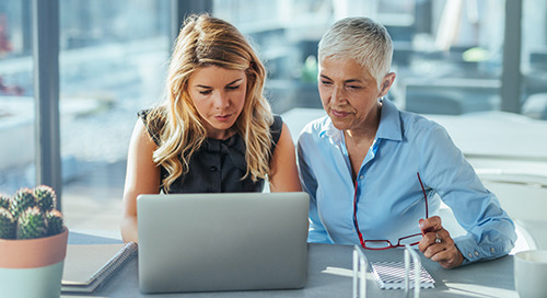 How to be a Reverse Mentor to Senior Colleagues