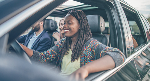 Ridesharing Platform Connects Workers
