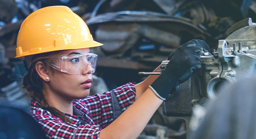 How to Increase Female Representation in Manufacturing