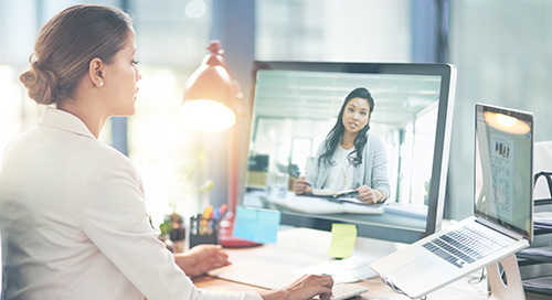 Mastering the New Normal of Video Interviewing