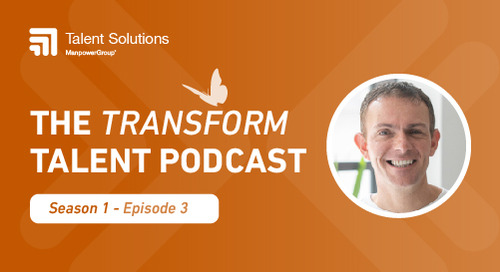 Season 1, Episode 3: Upskilling and Reskilling: The Key to Surviving 2021 with Johnny Campbell, CEO/Co-Founder, SocialTalent