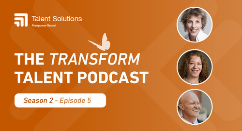 Season 2, Episode 5: Shaping the New Reality: How Organizations Can Prepare for Success in 2021
