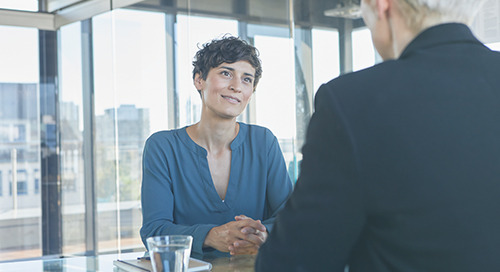 The Importance of Listening in the Job Interview