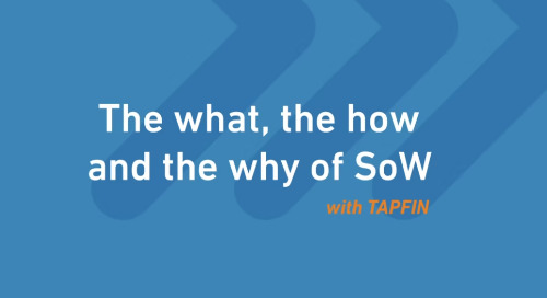 The What, How and Why of SoW Management