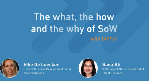 SoW Explained, Part 3: Why Manage SoW Spend with your MSP
