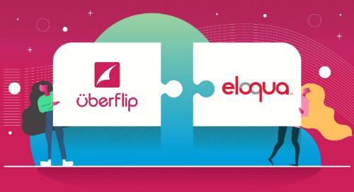 Integrating Uberflip With Oracle Eloqua