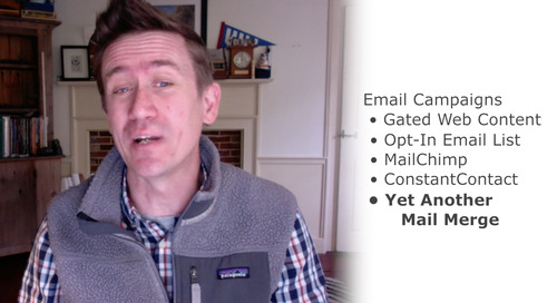 Member Minute: Email Campaigns