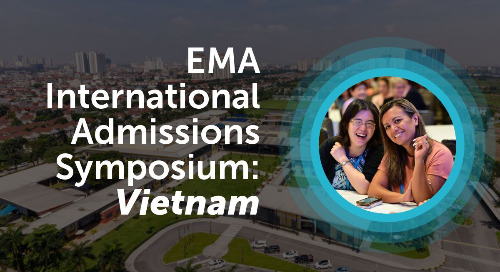 EMA International Admissions Symposium: Vietnam [2/20-22]