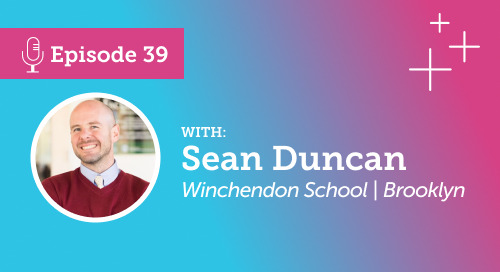 Let's start a satellite campus! A conversation with Sean Duncan [Ep.39]