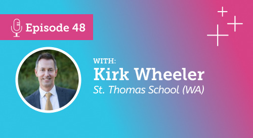 How to adopt a startup mentality at your school [Ep.48] [March 25]