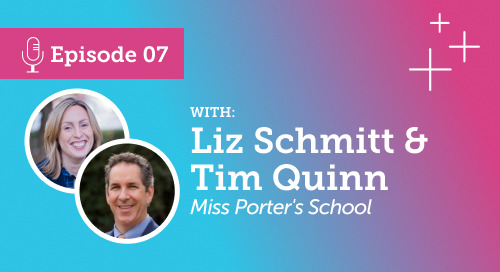 Changing a School's Operating System: An interview with Liz Schmitt and Tim Quinn [Podcast Ep.7]