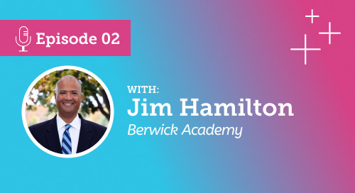 The Journey to Headship: An interview with Jim Hamilton [Podcast Ep.2 ]