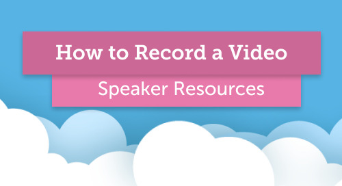 How to Record Your On-Demand Learning Video