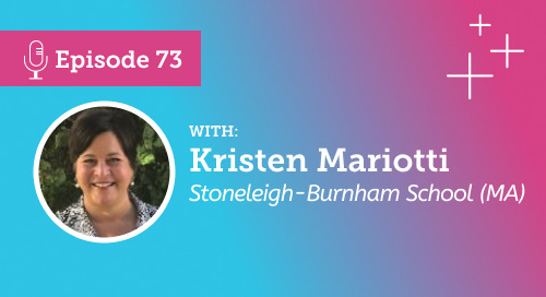 Fall Reopening: An All Remote Approach at Stoneleigh-Burnham School [Ep.73] [August 21]