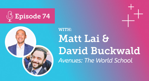 Fall Reopening: A Multi-Layered Approach at Avenues: The World School [Ep.74] [Sept 3]
