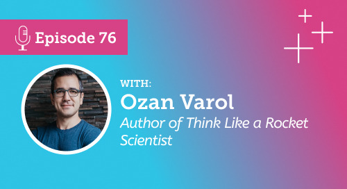 How Enrollment Leaders Can Think Like Rocket Scientists [Ep.76]