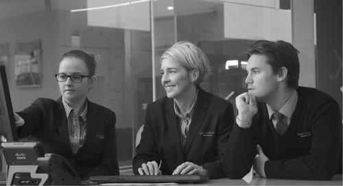 Beyond Bank achieves digital transformation with Microsoft Dynamics 365
