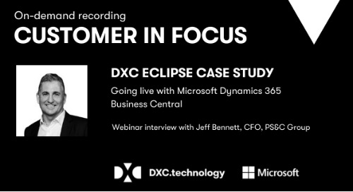 Customer in Focus: PS+C Group - going live with Microsoft Dynamics 365 Business Central
